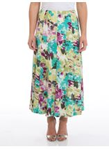 Anna Rose Watercolour Skirt