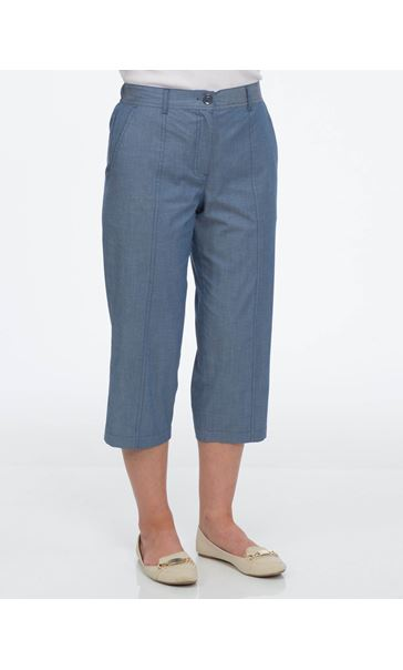 Anna Rose Cropped Trousers