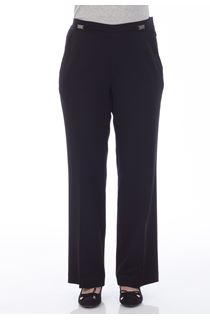 Anna Rose Everyday 29 Inch  Trousers - Black