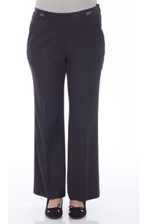 Anna Rose Everyday 29 Inch  Trousers - Charcoal