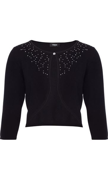 Diamante Knit Cover Up