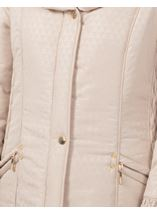 Anna Rose Triangle Shimmer Coat