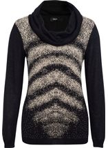 All Over Sparkle Knit Top