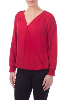 Wrap Over Top - Red