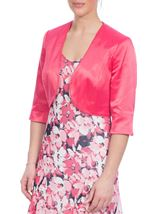 Anna Rose Satin Feel Jacket