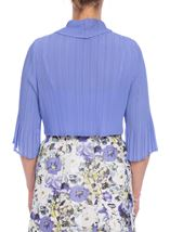 Anna Rose Pleated Cover Up