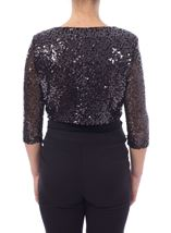 All Over Sequin Cover Up