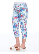 In Bloom Cropped Trousers