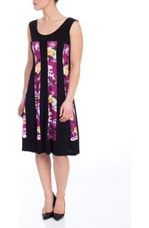 In Bloom Panel Dress