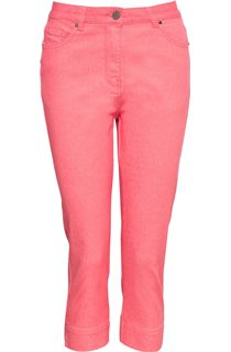 Cropped Jeans - Watermelon