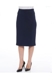 Anna Rose Midi Ponte Pencil Skirt