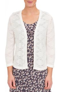 Anna Rose Lightweight Knit Open Cover Up
