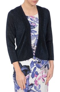 Edge To Edge Sparkle Knit Cover Up