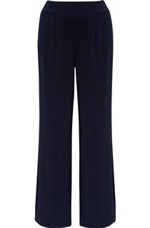 Side Split Embellished Trousers