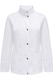 Lightweight Cotton Jacket - White