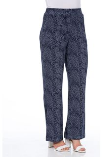 Anna Rose Floral Print Trousers