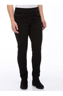 Full Length Jeggings - Black