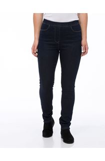 Full Length Jeggings - Denim