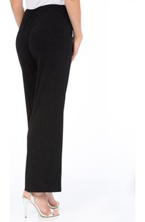 Anna Rose Sparkle Wide Leg Trousers