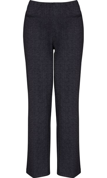 Anna Rose Pull On Tapered Trousers