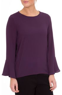 Long Bell Sleeve Top