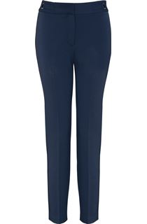 Narrow Leg Stretch Trousers