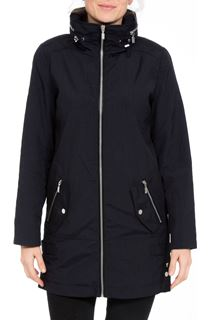 Sporty Zip Lightweight Coat
