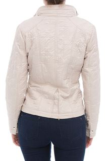 Quilted  Zip Short Coat