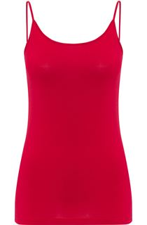 Adjustable Cami Top - Pepper Red
