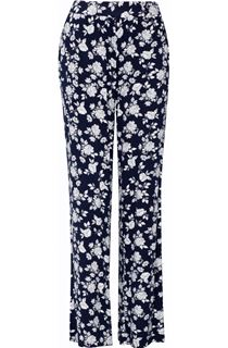 Anna Rose Printed Jersey Pull On Trouser