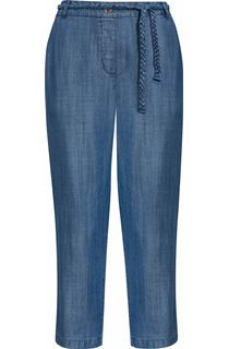 Anna Rose Cropped Pull On Trousers