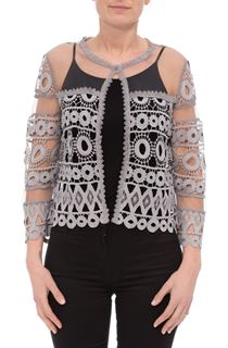 Anna Rose Crochet And Lace Cover Up