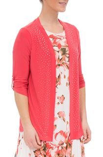 Anna Rose Diamante Jersey Cover Up