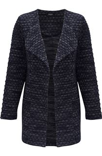 Open Textured Jacket