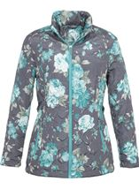 Anna Rose Floral Jacket Opal - Gallery Image 1