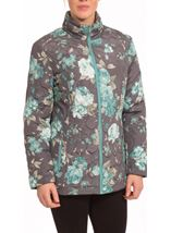 Anna Rose Floral Jacket Opal - Gallery Image 2