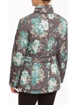 Anna Rose Floral Jacket Opal - Gallery Image 3