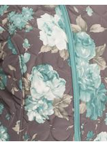 Anna Rose Floral Jacket Opal - Gallery Image 4