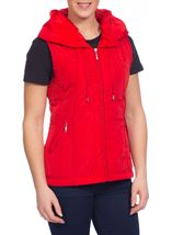 Anna Rose Gilet Red - Gallery Image 2