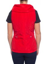 Anna Rose Gilet Red - Gallery Image 3