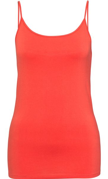 Camisole Top Coral
