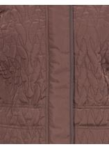 Anna Rose Short Quilted Jacket Copper - Gallery Image 4