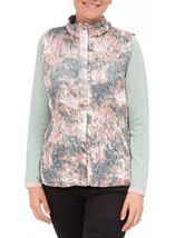 Anna Rose Reversible Gilet Grey - Gallery Image 2