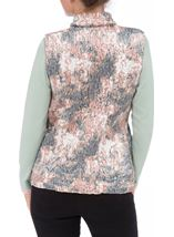 Anna Rose Reversible Gilet Grey - Gallery Image 4