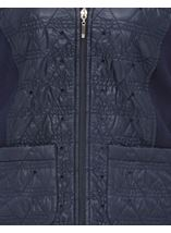 Anna Rose Gilet Navy - Gallery Image 4