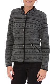 Textured Unlined Jacket