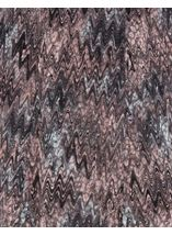 Anna Rose Muted Watercolour Print Skirt Grey/Pink - Gallery Image 4