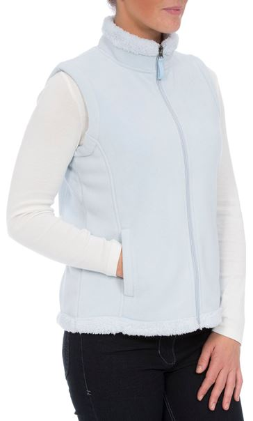 Anna Rose Fleece Gilet