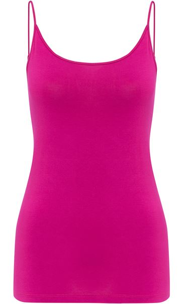 Camisole Top Hot Pink