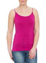 Camisole Top Hot Pink - Gallery Image 2